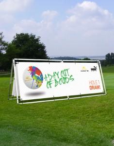 Monsoon Outdoor PVC Banner